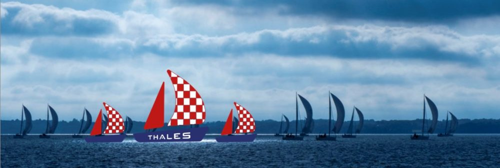 Inter-Thales voile 2019